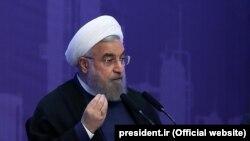 Президент Хасан Роухани.