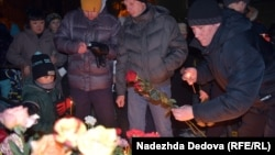 Petropavlovsk-Kamchatsky: on the site of 3 children's death (January 29, 2016)