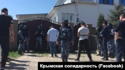 Карасубазарда тентүләр, 26 апрель 2018