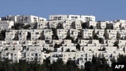Рамат Шломо, еврейское поселение на преимущественно населенной палестинцами территории в восточной части Иерусалима. Иллюстративное фото.