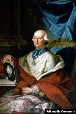 Кардинал Луи де Роган. Неизвестный художник