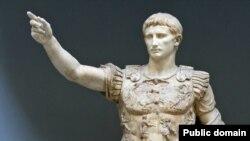 Гай Юлий Цезарь, пожизненный диктатор Рима (титул, полученный примерно за месяц до убийства)