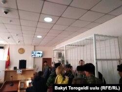 Ленинский районный суд, где рассматривается дело экс-мэров.