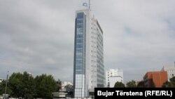 Ndërtesa e Qeverisë së Kosovës, foto nga arkivi
