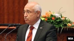 رئيس البرلمان التركي جميل جيجك