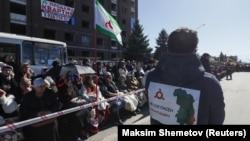 Протест в Ингушетии продолжается