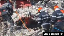 Accident mina Uricani