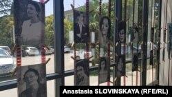 Экспозиция посвящена 110-летнему юбилею грузинского кино