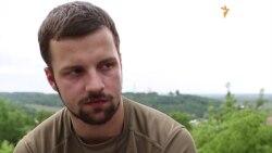 Коли повертаєшся з АТО, треба «переключати клапан» – боєць Юліан Матвійчук