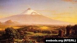 Томас Коўл, «Гара Этна» (1842)