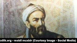 Великий узбекский ученый Абу Рейхан Беруни.