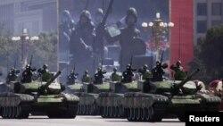 Припадници на кинеската армија