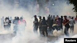 Protesti u Venecueli