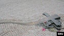 Memorialul lui Jan Palach la Praga