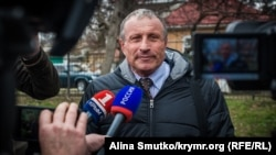 Crimean journalist Mykola Semena (file photo)