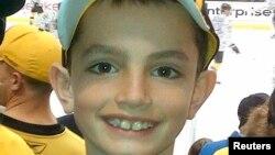 Мартин Ричард, погибший во время взрывов в Бостоне 15 апреля 2013 года.