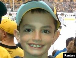 Мартин Ричард, мальчик, погибший в результате теракта