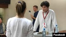 Штаб Навального в Калининграде, архивное фото