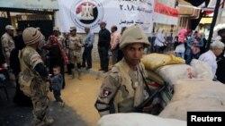 Сотрудники правоохранительных органов Египта