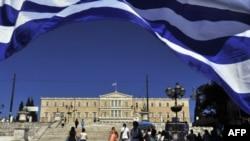 Зградата на грчкиот парламент