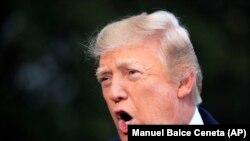 Nepovjerenje prema Muellerovom timu i radu: Donald Trump