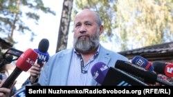 Федур (на фото): Альперін не знав, що його розшукують українські антикорупційні органи