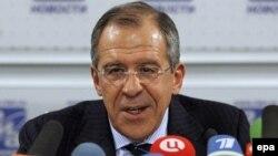 سرگئی لاروف، وزير امورخارجه روسيه می گوید تنش ها هم اکنون در منطقه خلیج فارس به اوج خود رسيده است.