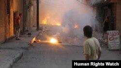 Согуш кучагында калган Алеппо