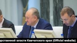 Губернатор Камчатки Владимир Илюхин