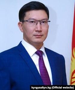 Алмаз Алимбеков.