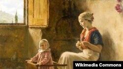 Ana və uşaq