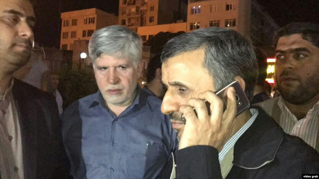 وبسایت «دولت بهار» از دسترس خارج شد؛ احمدینژاد: ما با برادران لاریجانی مخالفیم