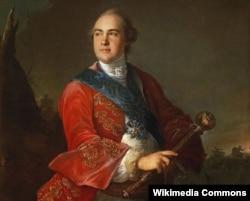 Портрет останнього гетьмана України Кирила Розумовського (1728–1803)