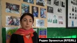 Калимат Сиражудинова