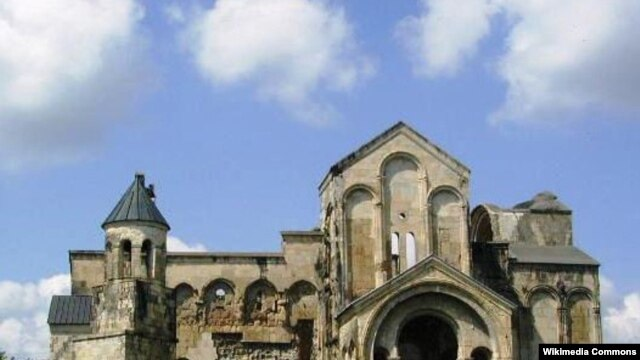 The Bagrati Cathedral in Kutaisi (2009 photo)