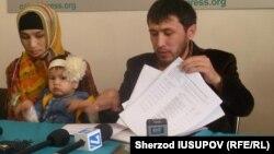 Молия полицияси банкка юборган хатида Шаҳобиддин диний-экстремистик ташкилотлар билан алоқада бўлиши мумкинлиги айтилган.