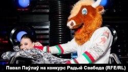 Фінальная галасаванка ў конкурсе «Настаяшчы хакей!»: малюнкі, фоткі і трэш з хакейнага чэмпіянату