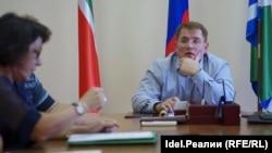 Александр Тыгин, глава Зеленодольского района