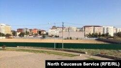 На этом месте планируется строительство храма