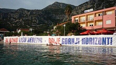 Protest protiv projekta