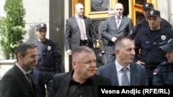 Përfaqësues të serbëve të veriut të Kosovës