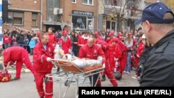 """""""Mbrojtja Civile"""" në Mitrovicë"""