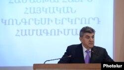 Президент «Союза армян России» Ара Абрамян