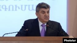Председатель Союза армян России Ара Абрамян (архив)