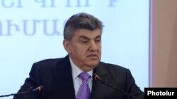 Президент «Союза армян России» Ара Абрамян (архив)