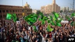 Пакистандагы нааразылык