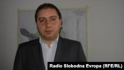 Бобан Николовски, советник во општина Куманово од редовите на ВМРО-ДПМНЕ.