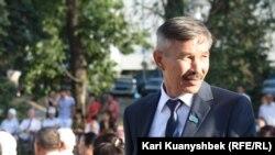 Жұмабек Ашуұлы.