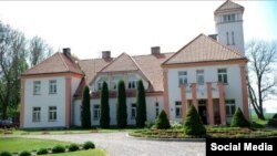 Дом Натальи Тимаковой и Александра Будберга в Латвии
