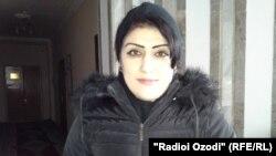Психолог Зарина Кенджаева. Душанбе, 10 января 2014 года.